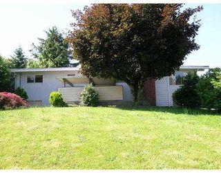 Photo 1: 5289 RUGBY AV in Burnaby: Deer Lake House for sale (Burnaby South)  : MLS®# V598718