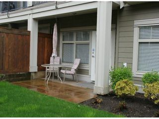 """Photo 15: 50 22225 50TH Avenue in Langley: Murrayville Townhouse for sale in """"Murray's Landing"""" : MLS®# F1409670"""