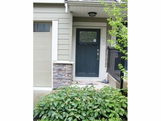 """Photo 16: 50 22225 50TH Avenue in Langley: Murrayville Townhouse for sale in """"Murray's Landing"""" : MLS®# F1409670"""