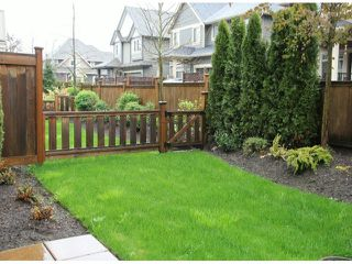 """Photo 14: 50 22225 50TH Avenue in Langley: Murrayville Townhouse for sale in """"Murray's Landing"""" : MLS®# F1409670"""