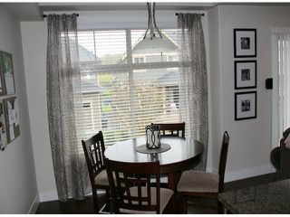 """Photo 5: 50 22225 50TH Avenue in Langley: Murrayville Townhouse for sale in """"Murray's Landing"""" : MLS®# F1409670"""