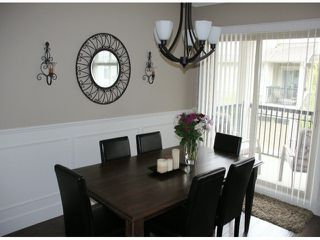 """Photo 3: 50 22225 50TH Avenue in Langley: Murrayville Townhouse for sale in """"Murray's Landing"""" : MLS®# F1409670"""