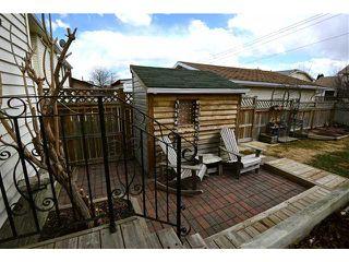 Photo 20: 124 MILLSIDE Road SW in CALGARY: Millrise Residential Detached Single Family for sale (Calgary)  : MLS®# C3612482