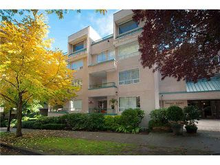 Photo 1: 401 1345 COMOX Street in Vancouver: West End VW Condo for sale (Vancouver West)  : MLS®# V1088437
