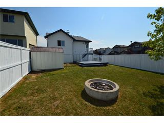 Photo 22: 1007 CREEK SPRINGS Rise NW: Airdrie House for sale : MLS®# C4022944