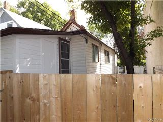 Photo 12: 394 Powers Street in WINNIPEG: North End Residential for sale (North West Winnipeg)  : MLS®# 1528147
