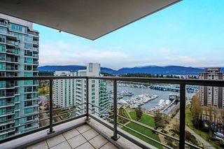 Photo 2: 1603 1680 BAYSHORE Drive in Vancouver: Coal Harbour Condo for sale (Vancouver West)  : MLS®# R2033209