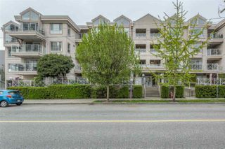 Photo 1: 409 525 AGNES Street in New Westminster: Downtown NW Condo for sale : MLS®# R2059084