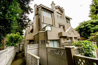 Photo 2: 2560 W 4TH Avenue in Vancouver: Kitsilano Townhouse for sale (Vancouver West)  : MLS®# R2066830