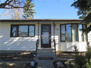Photo 1: 4304 30 Avenue SW in Calgary: Glenbrook House for sale : MLS®# C4074182
