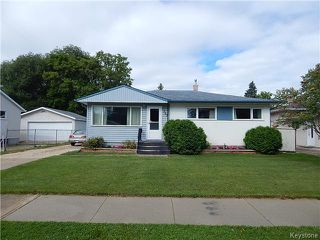 Photo 1: 1205 Hoka Street in Winnipeg: West Transcona Residential for sale (3L)  : MLS®# 1621063