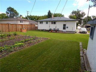 Photo 14: 1205 Hoka Street in Winnipeg: West Transcona Residential for sale (3L)  : MLS®# 1621063