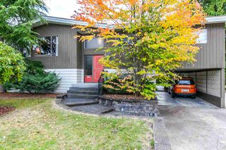 Photo 1: 831 LILLIAN Street in Coquitlam: Harbour Chines House for sale : MLS®# R2107835