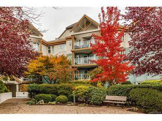 Photo 1: 410 490 Marsett Pl in VICTORIA: SW Royal Oak Condo Apartment for sale (Saanich West)  : MLS®# 747661