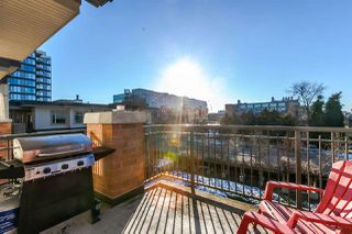 """Photo 19: 418 2280 WESBROOK Mall in Vancouver: University VW Condo for sale in """"Keats Hall"""" (Vancouver West)  : MLS®# R2131319"""