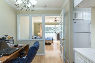 "Photo 9: 318 707 EIGHTH Street in New Westminster: Uptown NW Condo for sale in ""The Diplomat"" : MLS®# R2145933"