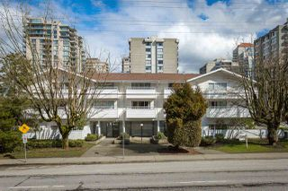 "Photo 1: 318 707 EIGHTH Street in New Westminster: Uptown NW Condo for sale in ""The Diplomat"" : MLS®# R2145933"