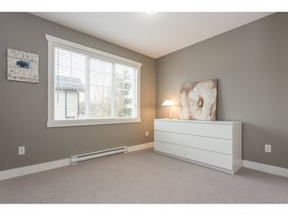 "Photo 15: 22 20176 68 Avenue in Langley: Willoughby Heights Townhouse for sale in ""STEEPLECHASE"" : MLS®# R2146576"