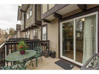 "Photo 18: 22 20176 68 Avenue in Langley: Willoughby Heights Townhouse for sale in ""STEEPLECHASE"" : MLS®# R2146576"