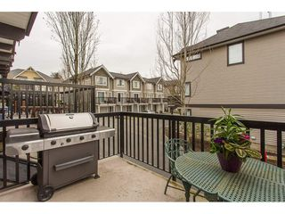 "Photo 17: 22 20176 68 Avenue in Langley: Willoughby Heights Townhouse for sale in ""STEEPLECHASE"" : MLS®# R2146576"