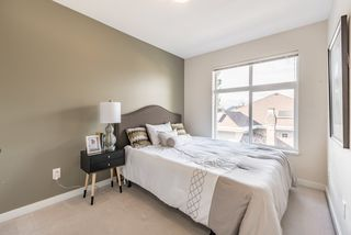 """Photo 15: 3 7533 HEATHER Street in Richmond: McLennan North Townhouse for sale in """"HEATHER GREENE"""" : MLS®# R2150144"""