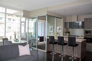 "Photo 4: 509 1633 ONTARIO Street in Vancouver: False Creek Condo for sale in ""KAYAK"" (Vancouver West)  : MLS®# R2158805"