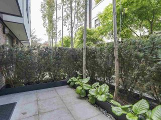 "Photo 20: 1887 W 2ND Avenue in Vancouver: Kitsilano Townhouse for sale in ""Blanc"" (Vancouver West)  : MLS®# R2164681"