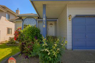 Photo 1: 1858 JACANA Avenue in Port Coquitlam: Citadel PQ House for sale : MLS®# R2171823
