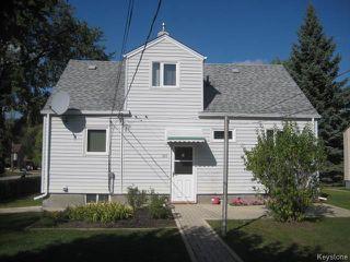 Photo 18: 246 La Verendrye Street in Winnipeg: St Boniface Residential for sale (2A)  : MLS®# 1726186