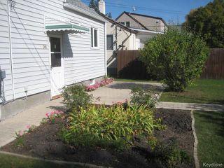 Photo 17: 246 La Verendrye Street in Winnipeg: St Boniface Residential for sale (2A)  : MLS®# 1726186