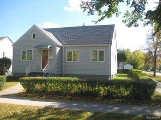 Photo 1: 246 La Verendrye Street in Winnipeg: St Boniface Residential for sale (2A)  : MLS®# 1726186