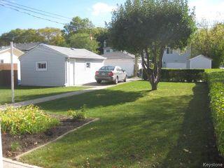 Photo 15: 246 La Verendrye Street in Winnipeg: St Boniface Residential for sale (2A)  : MLS®# 1726186