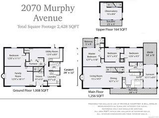 Photo 10: 2070 MURPHY Avenue in COMOX: CV Comox (Town of) House for sale (Comox Valley)  : MLS®# 771747