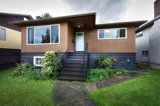 "Photo 1: 2688 HORLEY Street in Vancouver: Collingwood VE House for sale in ""NORQUAY"" (Vancouver East)  : MLS®# R2212925"
