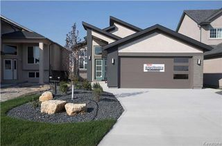 Main Photo: 34 Longspur Road in Winnipeg: South Pointe Residential for sale (1R)  : MLS®# 1728882