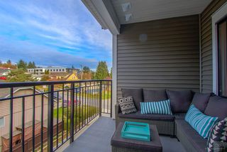 "Photo 12: 307 210 LEBLEU Street in Coquitlam: Maillardville Condo for sale in ""MACKIN PARK"" : MLS®# R2221827"
