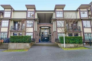 Photo 1: 207 5588 PATTERSON Avenue in Burnaby: Central Park BS Townhouse for sale (Burnaby South)  : MLS®# R2223199