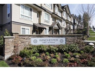 Photo 1: 20 21867 50 Avenue in Langley: Murrayville Townhouse for sale : MLS®# R2231837