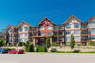 Photo 1: 114 19939 55A Avenue in Langley: Langley City Condo for sale : MLS®# R2248013