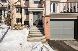 Photo 2: 71 5810 PATINA Drive SW in Calgary: Patterson House for sale : MLS®# C4174307