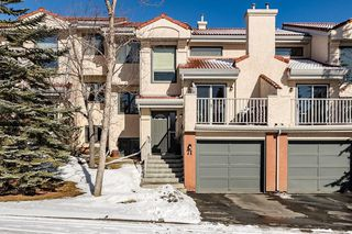 Photo 1: 71 5810 PATINA Drive SW in Calgary: Patterson House for sale : MLS®# C4174307