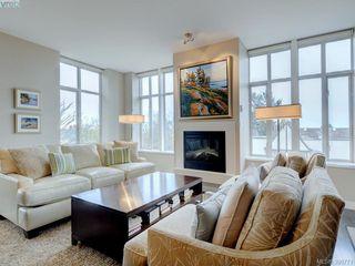 Photo 2: 311 999 Burdett Avenue in VICTORIA: Vi Downtown Condo Apartment for sale (Victoria)  : MLS®# 390771