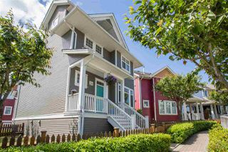 "Photo 1: 24 6431 PRINCESS Lane in Richmond: Steveston South Townhouse for sale in ""LONDON LANE"" : MLS®# R2272434"
