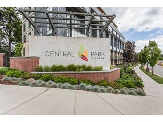 "Photo 1: 306 3080 GLADWIN Road in Abbotsford: Central Abbotsford Condo for sale in ""Hudson's Loft"" : MLS®# R2273181"