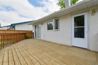 Photo 15: 7 Thornhill Bay in Winnipeg: Fort Richmond Residential for sale (1K)  : MLS®# 1814692