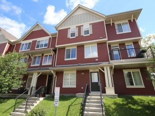 Main Photo: 155 603 Watt Boulevard in Edmonton: Zone 53 Townhouse for sale : MLS®# E4126228