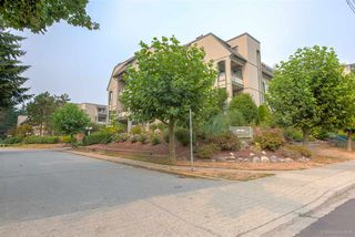 "Photo 2: 107 2915 GLEN Drive in Coquitlam: North Coquitlam Condo for sale in ""GLENBOROUGH"" : MLS®# R2316183"