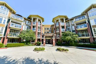 "Main Photo: 105 14 E ROYAL Avenue in New Westminster: Fraserview NW Condo for sale in ""VICTORIA HILL"" : MLS®# R2323108"