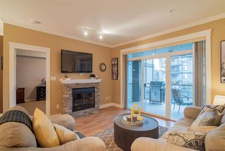 """Photo 3: 206 2068 SANDALWOOD Crescent in Abbotsford: Central Abbotsford Condo for sale in """"The Sterling"""" : MLS®# R2325184"""