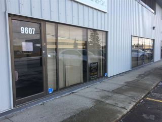 Main Photo: 9607 41 Avenue in Edmonton: Zone 41 Industrial for lease : MLS®# E4137622